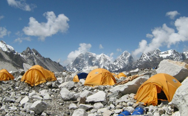 how to prepare for everest base camp