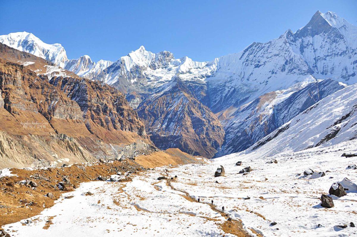 Annapurna Sanctuary - Trekking